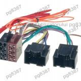 Cablu ISO Saab 9.3, adaptor ISO Saab 9.3, 4Car Media-000064 - Conectica auto