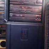Combina SONY SEN-R5520, cu telecomanda, cu boxe, vezi date pe net, sau schimb cu LCD peste 1m, TC room - Combina audio Sony, Tower