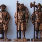Soldati din metal - elvetieni - Surpriza Kinder