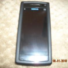 NOKIA X6 16G - Telefon mobil Nokia X6, Alb, 16GB, Neblocat