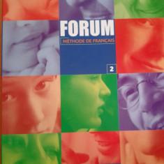 FORUM - METHODE DE FRANCAIS 2