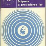 Carte Geografie - Ioan Teodoran - ECLIPSELE SI PREVEDEREA LOR