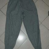 Pantaloni fashion de dama/dete/adolescente cu talie inalta pe talie si stransi jos, tip salvari, marimea M, REDUSI ACUM!