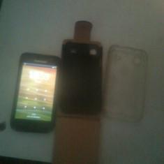 Vand schimb galaxy i9000 impecabil atat estetic cat si functional - Telefon mobil Samsung Galaxy S, Negru, 8GB, Neblocat