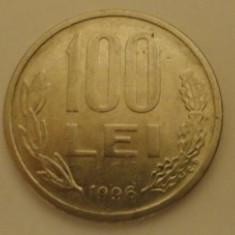 Monede Romania - Bani vechi 100 lei 1994-1996