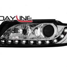 Faruri tuning - FARURI DAYLINE AUDI A4 8E 01-04 NEGRU - SWA04DGXB