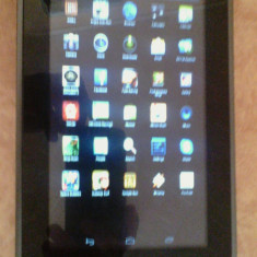 Coby Kyros MID7022, Capacitive Multi-touchscreen 7.0'', Cortex A8 1GHz, 512MB DDR3, 4GB, WiFi, Android 4.1.1 - Tableta Coby