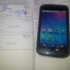 Telefon Alcatel, Albastru, Neblocat - Alcatel One Touch 991