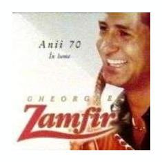 Gheorghe Zamfir - Anii 70 In Lume - Muzica Populara a&a records romania, CD
