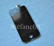 LCD Retina Display+Touchscreen original iPhone 4 negru foto