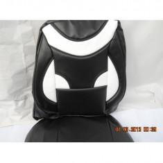 Huse scaune auto imitatie piele diferite culori - Husa Auto