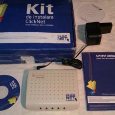HUAWEI SmartAX MT882 ADSL Router - Click Net Romtelecom, Port USB, Porturi LAN: 1, Porturi WAN: 1