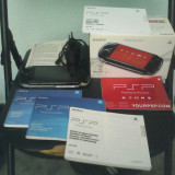 PSP Sony 3004 Slim - Piano Black