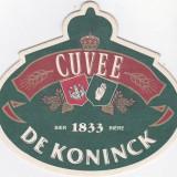 Cartonas de colectie - Suport de pahar / Biscuite DE KONINCK