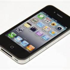 Vand iPhone 4 Apple, 16 Gb, negru, Orange