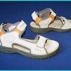 Sandale copii, Baieti - DE FIRMA _ Sandale NOI, piele, de calitate, DECATHLON _ baieti | nr. 30 - 31