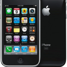 Vand iPhone 3Gs Apple, Negru, 8GB, Neblocat