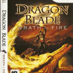 Jocuri WII, Actiune, 12+, Single player - JOC WII DRAGON BLADE WRATH OF FIRE ORIGINAL PAL / STOC REAL / by DARK WADDER
