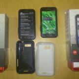 Motorola Defy - Telefon mobil Motorola Defy, Negru, 8GB, Neblocat, Single core, 512 MB