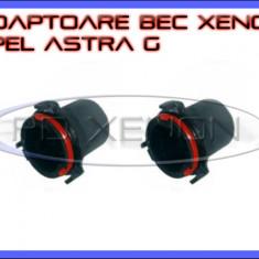 Bec xenon auto ZDM - ADAPTOR - ADAPTOARE BEC XENON H7 OPEL ASTRA G