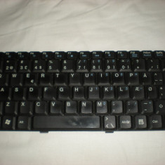 Tastatura laptop packard bell easy note A5 fara o tasta (pgdown)