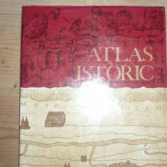 Atlas istoric