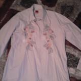 Vand camasa ESPRIT cu broderie flori