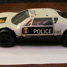 PVM - Masina veche de tabla de politie - Colectii