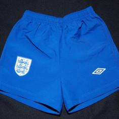 Pantalon scurt UMBRO marimea 80/12 luni, Culoare: Albastru, Albastru