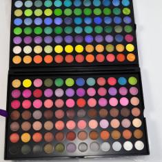 Trusa make up Mac Cosmetics - Trusa / Paleta 168 farduri profesionale MAC / M.A.C., de calitate, sigilate !