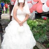 Rochie de mireasa Noela style - Rochie de mireasa printesa