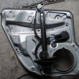 Vand panou+macara usa stanga spate manuala VW Golf 4