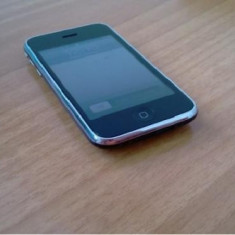 iPhone 3Gs Apple, stare buna, Negru, 8GB, Neblocat