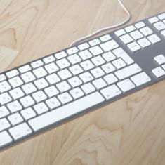 Taste pentru tastatura apple a1234, Ergonomica, Cu fir, USB