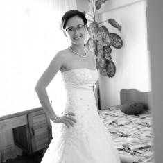 Rochie de mireasa printesa - Vand rochie de mireasa Calin Events model Cezara