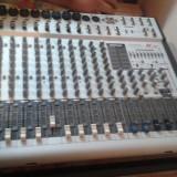 Instrumente muzicale - Mixer Phonic K12 + boxe Mackie