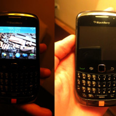 BlackBerry 9300 Curve - Telefon mobil Blackberry 9300, Negru, 256 MB