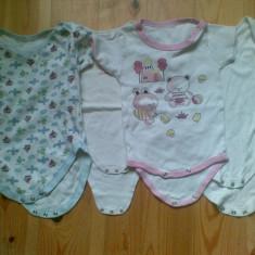 Body copii 6-9 luni, arata excelent! Pretul este pe set!