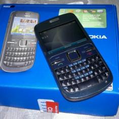 Nokia c3 - Telefon mobil Nokia C3, Neblocat