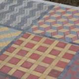 Betoniera - Masa vibranta 2 buc, forme pavele 1600 buc, 2 betoniere