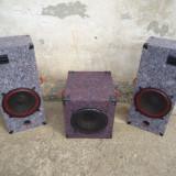 BOXE AUDIO 300 W+SUBWOOFER 150 W