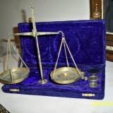 Cantar/Balanta - Cantar vechi bijuterie farmacie alama