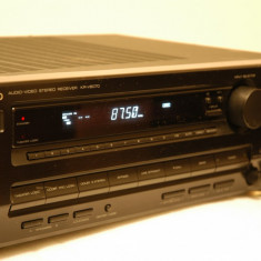 KENWOOD AUDIO-VIDEO STEREO RECEIVER KR-6070 - Amplificator audio
