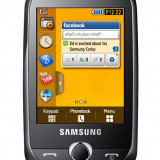 Telefon Samsung, Alb, Vodafone, Fara procesor, 64 MB, 2.8'' - Samsung S3650 Corby complet