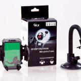 Suport auto parbriz SAMSUNG GALAXY S i9000 S2 i9100 S3 i9300 S4 i9500 NOTE i9220 + incarcator auto micro usb