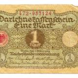 LL bancnota Germania 1 mark 1920 VF