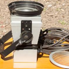 Vand projector ARRI Schultz Light HMi 575W Daylight mixt ( open face & fresnel) - Lampa Camera Video