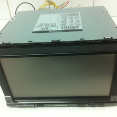 DVD Player auto - DVD Auto Marca ALPINE IVA-W202R,, este ca nou ''