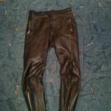 Pantaloni moto piele - Imbracaminte moto