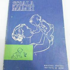 SCOALA MAMEI - Carte Ghidul mamei